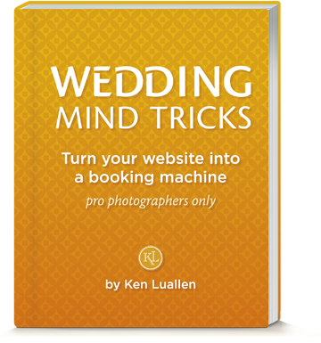 Wedding Mind Tricks: Turn your website into a booking machine