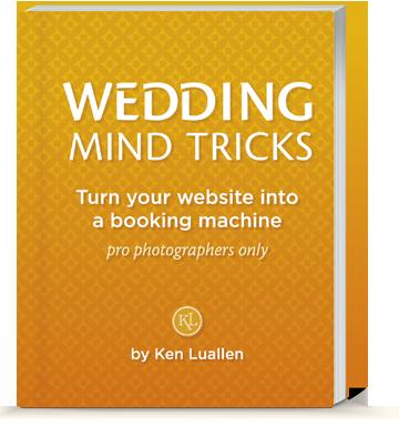 Wedding Mind Tricks: Turn your website into a booking machine